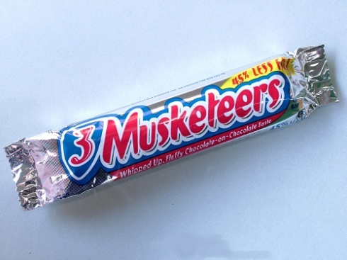 Buy Bulk 3 Musketeers Bars online at Moo-Lolly-Bar Australia