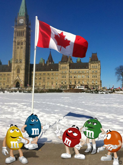 Mars Chocolate asks consumers to help reunite M&Ms
