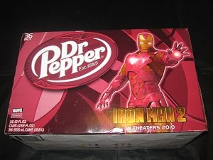 Dr Pepper. Available to buy online in Australia from Moo-Lolly-Bar. To go there just click on this photo!