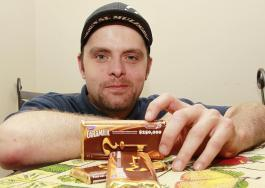 Jamie Green becomes fourth person to uncover golden key in Caramilk chocolate bar