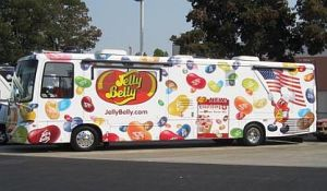 The Jelly Bean Bus Tour Rolls Through Saint Joe Monday