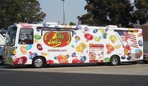 The Jelly Bean Bus Tour Rolls Through Saint Joe Monday