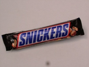 Snickers. Available to buy online in Australia from Moo-Lolly-Bar. To do that just click on this photo!