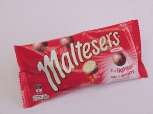 Maltesers. Available to buy online in Australia from Moo-Lolly-Bar. To do that just click on this image.