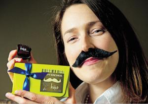 Jen Winter of Koko Chocolates