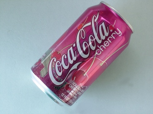 Buy American Sodas like Coca Cola Cherry online at Moo-Lolly-Bar Australia