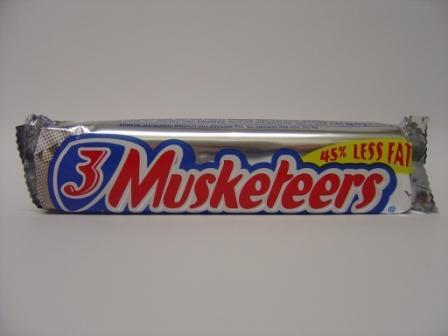Buy Bulk 3 Musketeers Online at Moo-Lolly-Bar Australia