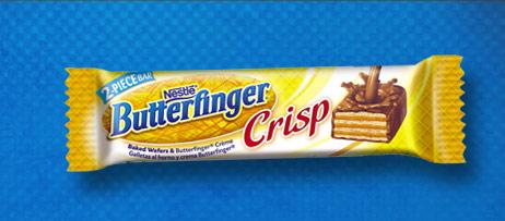 American Chocolate Showcase 6 Butterfinger Crisp I Love