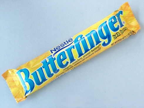 Buy Butterfinger in bulk online at Moo-Lolly-Bar Australia