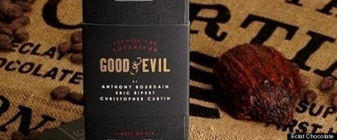 The Good & Evil Chocolate Bar
